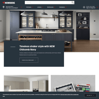 ArchiveBay.com - howdens.com - Howdens - The UK's Number 1 Trade Kitchen Supplier
