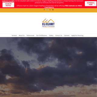 Elegant Roofing & Restoration – Houston Top Roofing Company