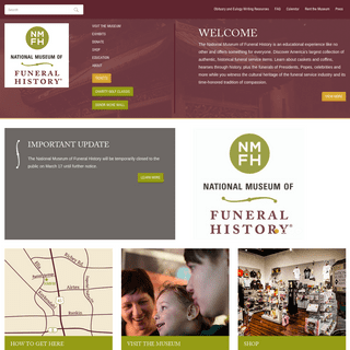National Museum of Funeral History - Funeral Museum, Best Museums in Houston - NMFH
