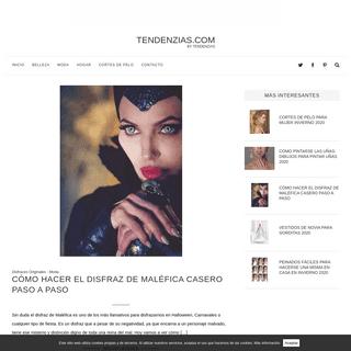 Tendenzias.com - Tendencias en moda, belleza y hogar- Cortes de pelo y peinados, Vestidos, bikinis, zapatos... Toda la moda de l