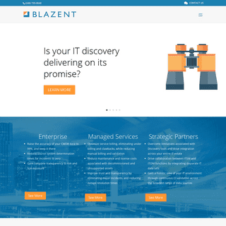 Blazent - The Leader in Data Quality Management