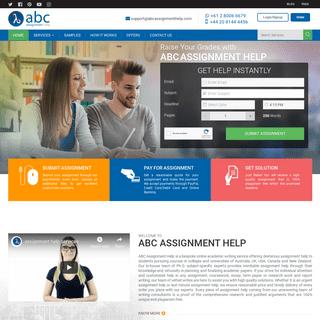 ArchiveBay.com - abcassignmenthelp.com - Assignment Help by Online assignment experts - ABC Assignment Help