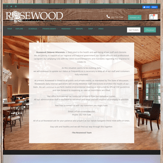 Rosewood - Dinner Theater & Entertainment