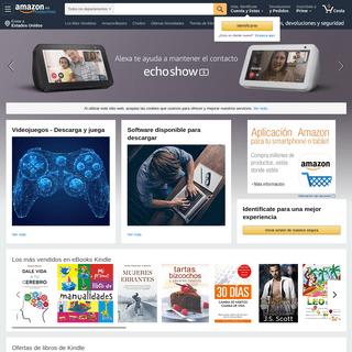 Amazon.es- compra online de electrónica, libros, deporte, hogar, moda y mucho más.
