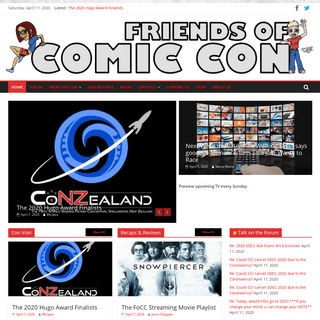 A complete backup of friendsofcc.com