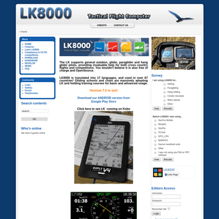 ArchiveBay.com - lk8000.it - LK8000 Tactical Flight Computer