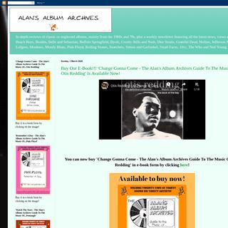 Alan's Album Archives