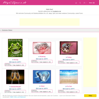 mygbpics.de - Jappy GB Bilder - GB Pics - Gästebuchbilder