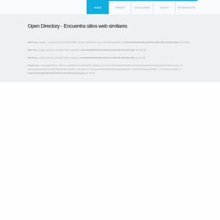 Open Directory - Encuentra sitios web similares