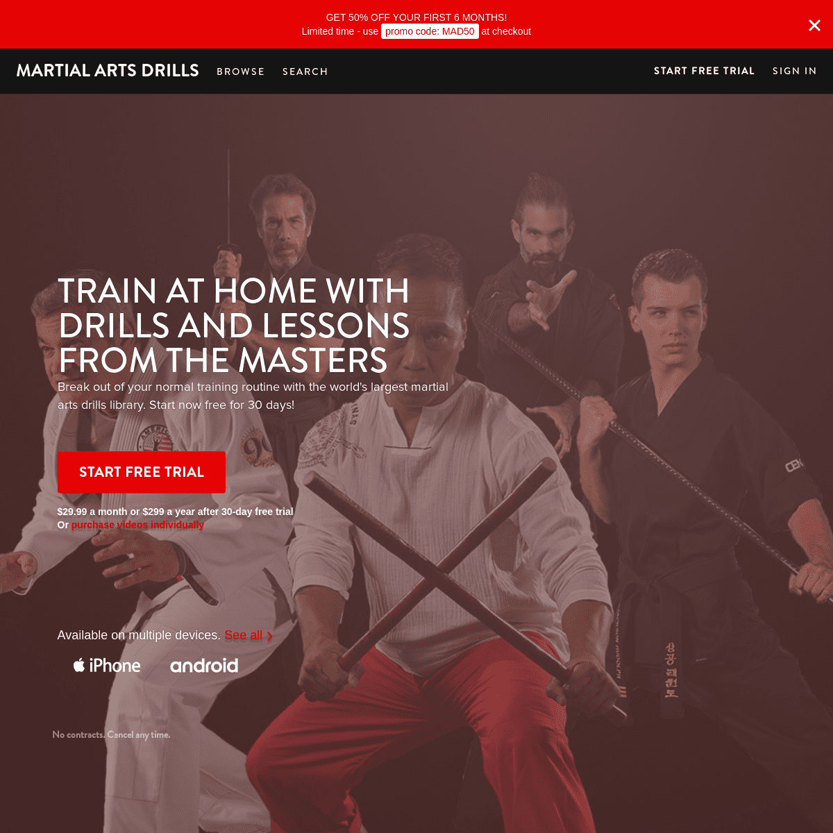 ArchiveBay.com - blackbeltstreaming.com - Martial Arts Drills