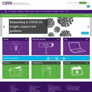 The Chartered Institute of Public Finance and Accountancy - CIPFA