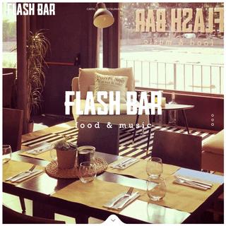 Restaurante FLASH BAR SALOU- eventos, cenas de empresa. Food & Music