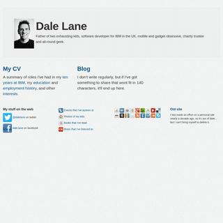 A complete backup of dalelane.co.uk