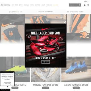Ultra Football - Football & Soccer Boots, Jerseys, Balls & Teamwear