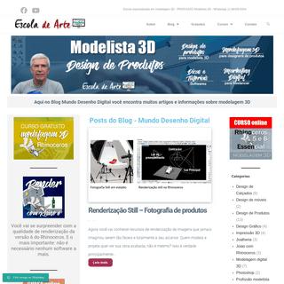 Blog Mundo Desenho Digital - Mundo Desenho Digital