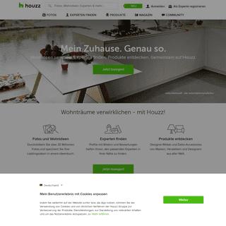 Houzz.de- Die führende Online-Plattform fürs Wohnen & Einrichten