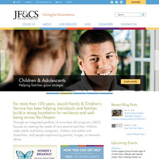 Jewish Family & Children's Service