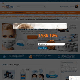 ArchiveBay.com - medical-and-lab-supplies.com - Buy Quality Medical Products and Equipment - Med Lab Supply
