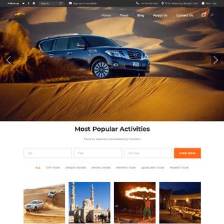 Desert Safari Dubai Dh 55 & Dh 90 with central and home Pickup&Drop