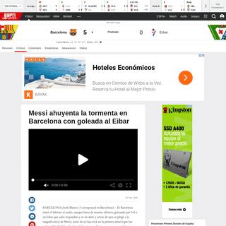 ArchiveBay.com - espndeportes.espn.com/futbol/reporte?juegoId=550365 - Barcelona vs. Eibar - Reporte del Partido - 22 febrero, 2020 - ESPN