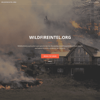 WildfireIntel.org