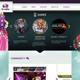 GungHo - GungHo Online Entertainment America