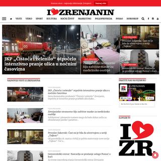 Gradske Vesti Zrenjanin - Najposećeniji zrenjaninski portal - I Love Zrenjanin
