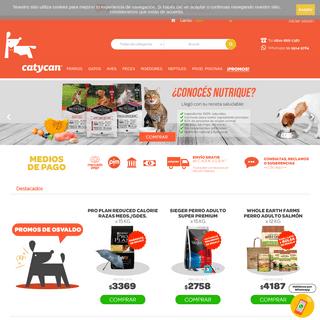 Pet Shop - Somos #1 Pet Shop Online en Argentina - CatyCan