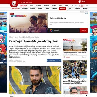 Kadir Doğulu hakkındaki gerçekle olay oldu! - Son Dakika Magazin Haberleri