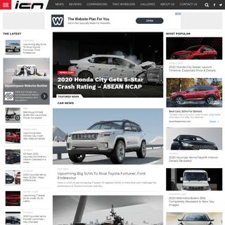 India Car News - Latest Car News, Bike News, Reviews, Photos