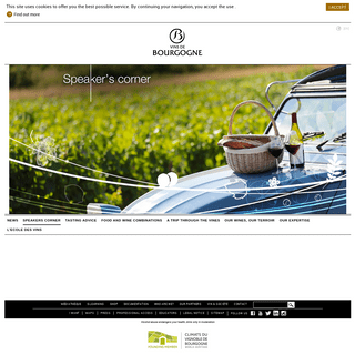 Bourgogne wines, the prospect of an unexpected journey of the senses