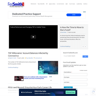 FedSmith.com - For the Informed Fed