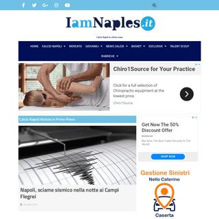 Calcio Napoli Notizie e Ultime News di Calciomercato
