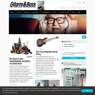 ArchiveBay.com - gitarrebass.de - Das Musiker-Fachmagazin - GITARRE & BASS