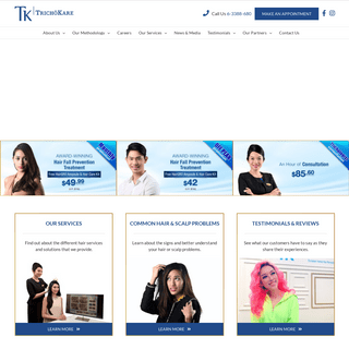 TK TrichoKare - European Herbal Hair Remedy