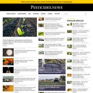 ArchiveBay.com - pesticides.news - Pesticides News - Pesticideds News – Pesticideds Information