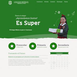 Colegio México – Formando el futuro