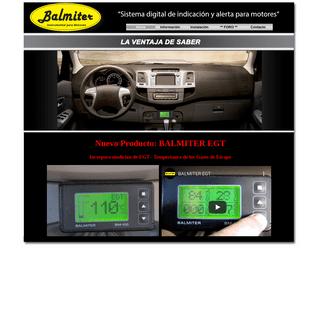 Balmiter - Engine Monitor
