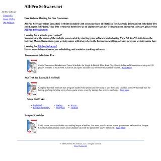 All-Pro Software.net