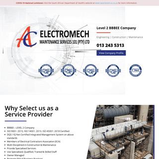 Home - AC Electromech