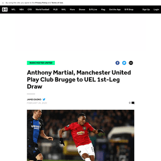 ArchiveBay.com - bleacherreport.com/articles/2877234-anthony-martial-manchester-united-play-club-brugge-to-uel-1st-leg-draw - Anthony Martial, Manchester United Play Club Brugge to UEL 1st-Leg Draw - Bleacher Report - Latest News, Videos and Highlights
