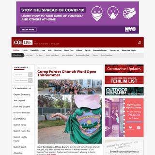 COLlive - Community News Service