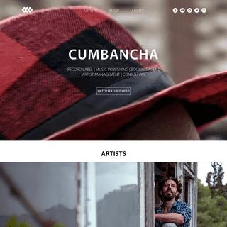 A complete backup of cumbancha.com