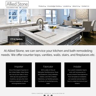 Granite, Quartz & Marble Countertops in Texas & Oklahoma