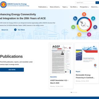 ASEAN Centre for Energy