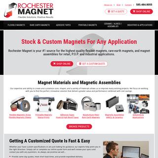 Premier Magnet Store For Retail & Industrial Use - Shop Online