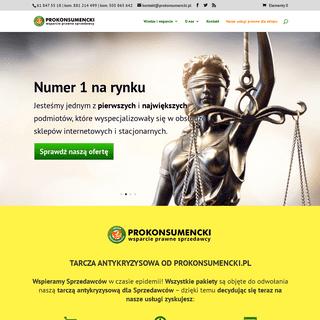 Regulamin sklepu internetowego - wsparcie prawne sprzedawcy