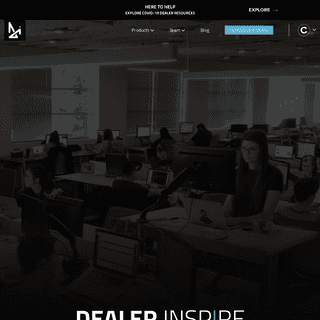 Dealer Inspire - Advanced Automotive Dealer Websites & Technology