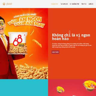 Anko Vietnam – Anko Vietnam Website