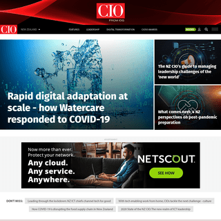 CIO.com - Tech News, Analysis, Blogs, Video